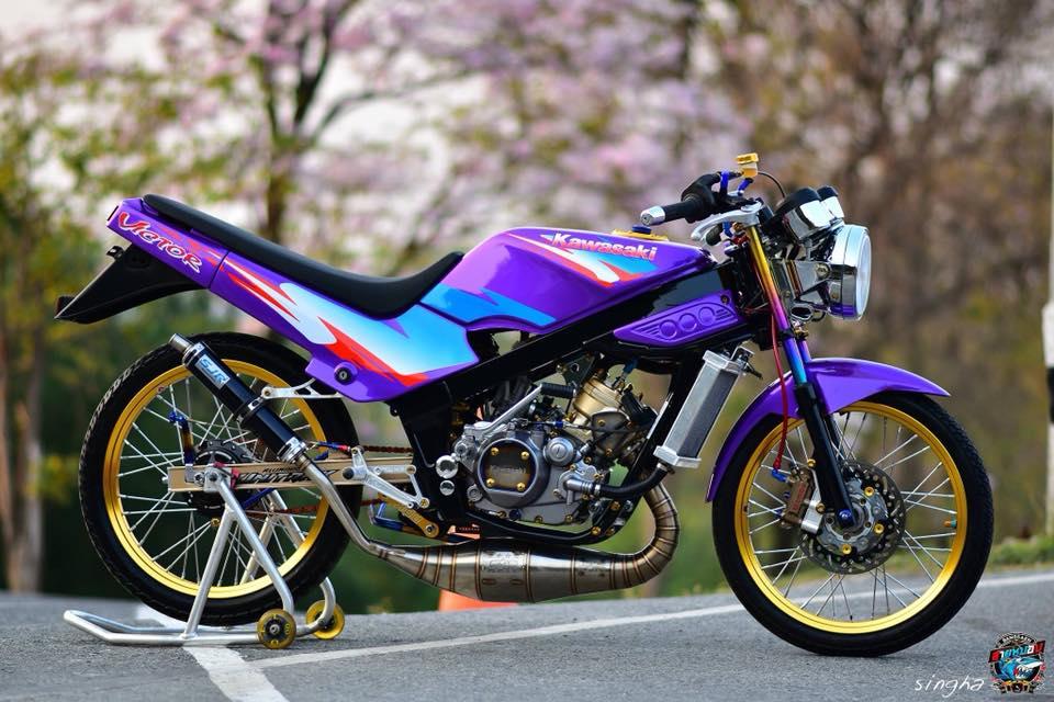 Kawasaki Victor 150 do mang linh hon 2 thi buc pha moi thoi dai - 3