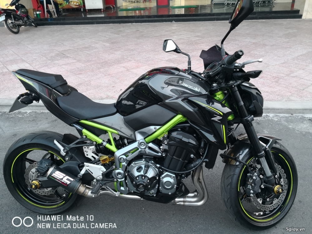 Kawasaki Z900 Bien So Dep Nhat Sai Gon - 2