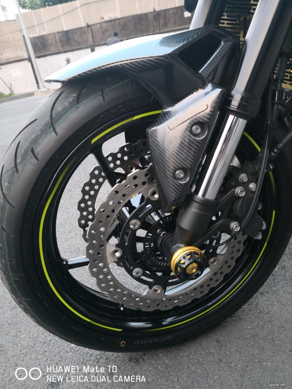 Kawasaki Z900 Bien So Dep Nhat Sai Gon - 8