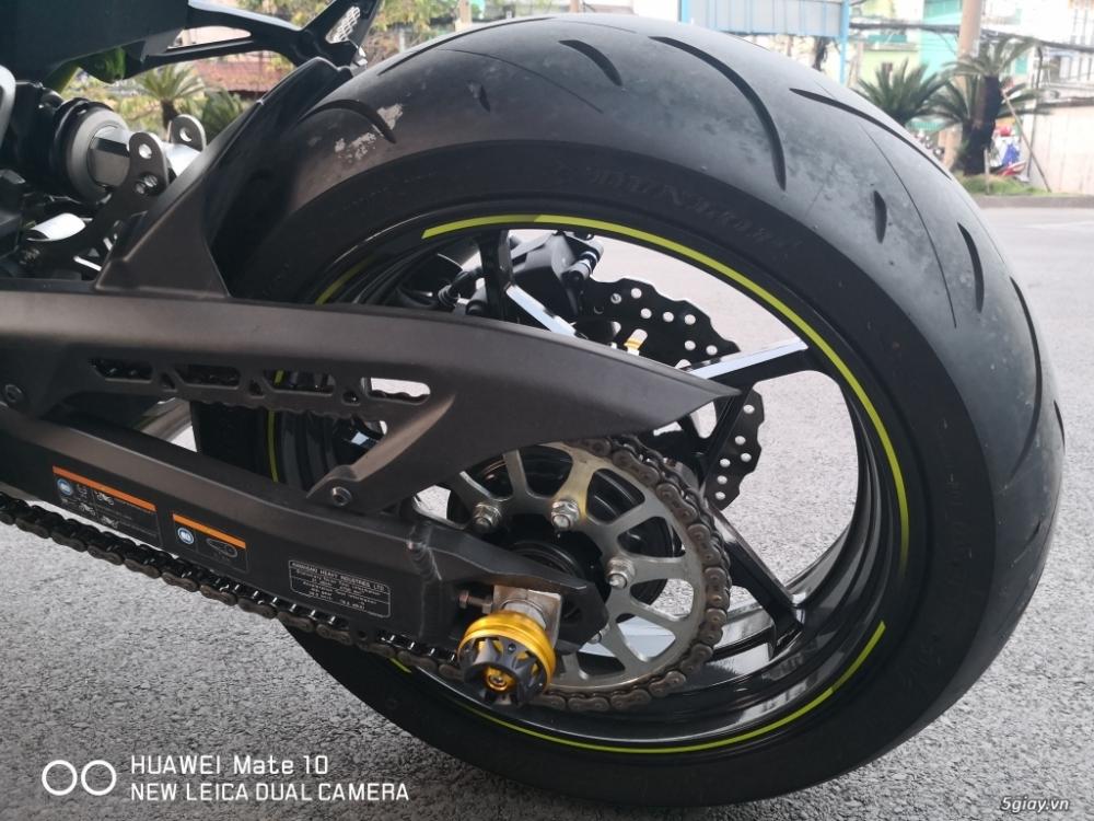 Kawasaki Z900 Bien So Dep Nhat Sai Gon - 12