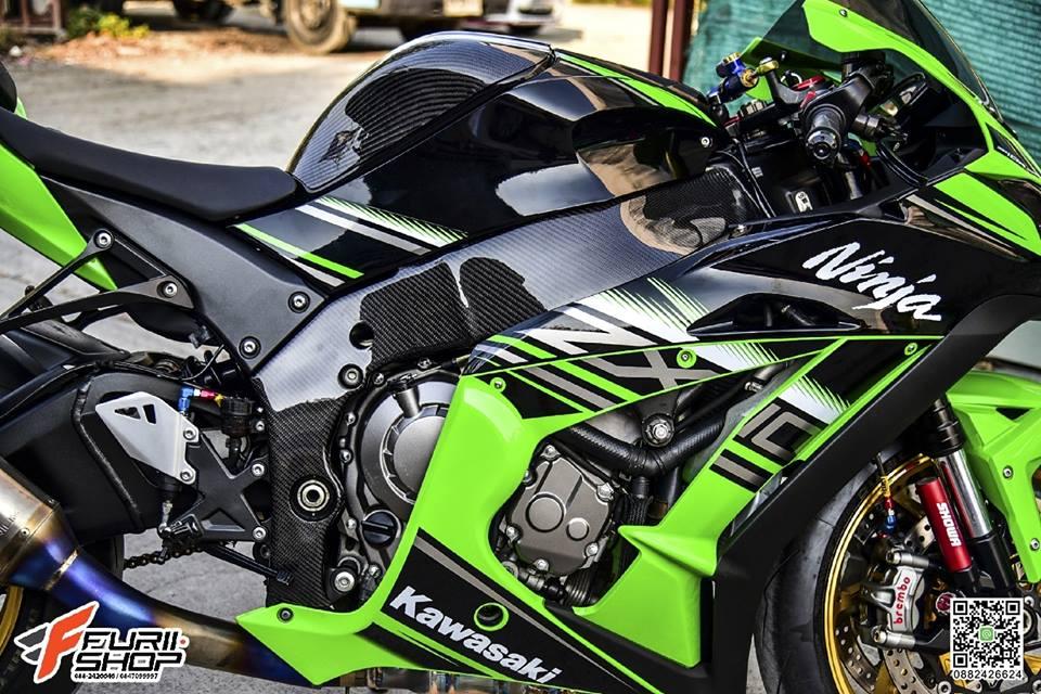 Kawasaki ZX10R ve dep tuyet sac ben do choi cao cap - 3