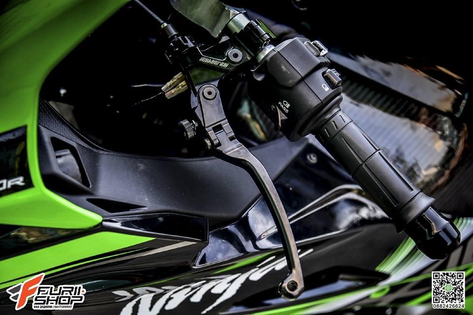 Kawasaki ZX10R ve dep tuyet sac ben do choi cao cap - 5