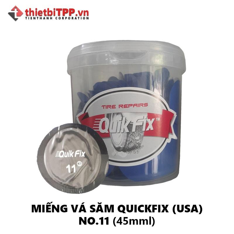 Keo va vo mieng va vo xe khong ruot Quikfix USA - 2