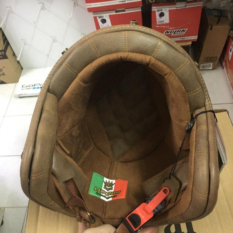 KTM Ha Noi ROYAL M20 boc da danh cho cac tin do Cafe racer - 2