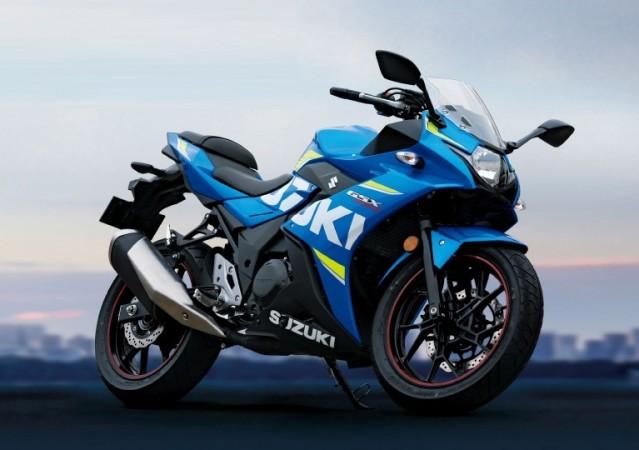 Lo thong tin Suzuki se cho ra mat GSXR250 phien ban VTwin hoan toan moi - 2