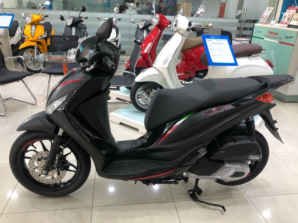 Medley 125 Edition ABS 2018 Su tro lai cua dong xe cong nghe - 4