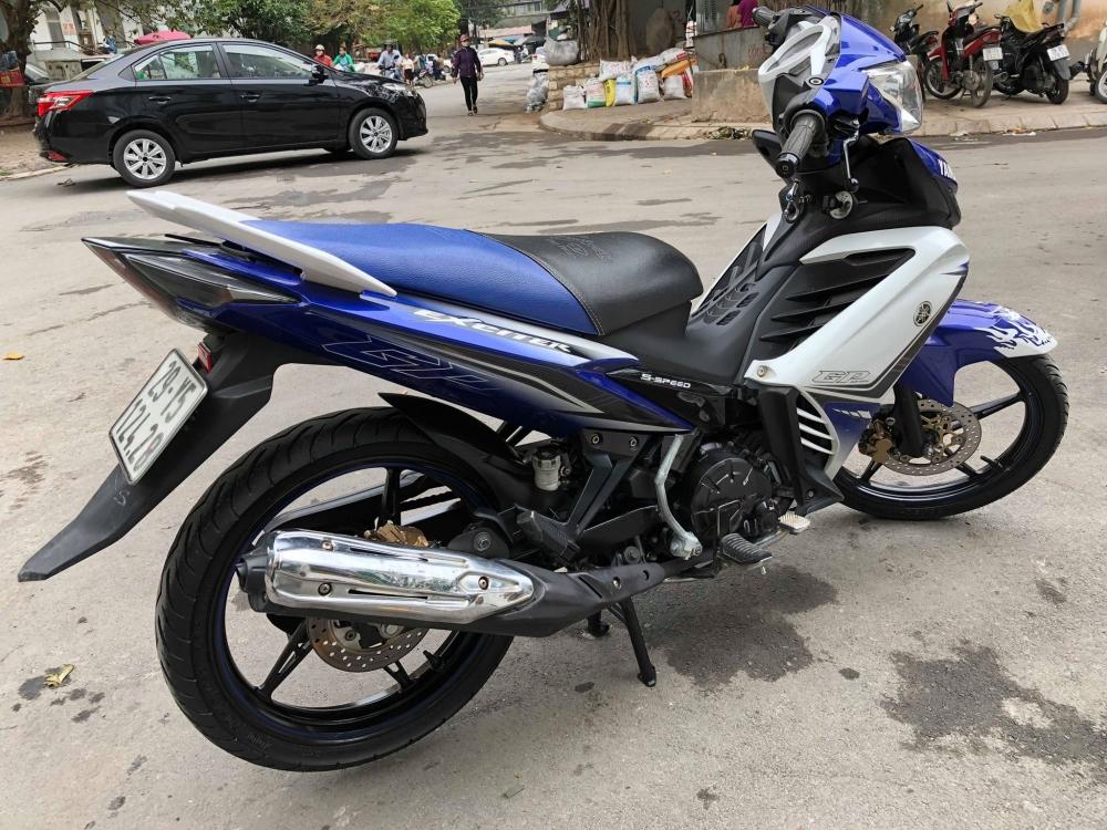 minh ban xe Exciter135 GP doi 2012 bks 29 5 so chinh chu doi 2012 xe nhu moi Full anh xe