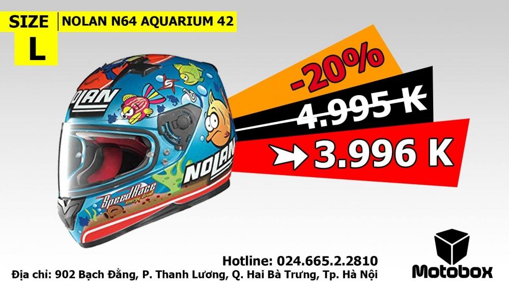 Moto299 Mu bao hiem Nolan N64 tai Ha Noi - 10