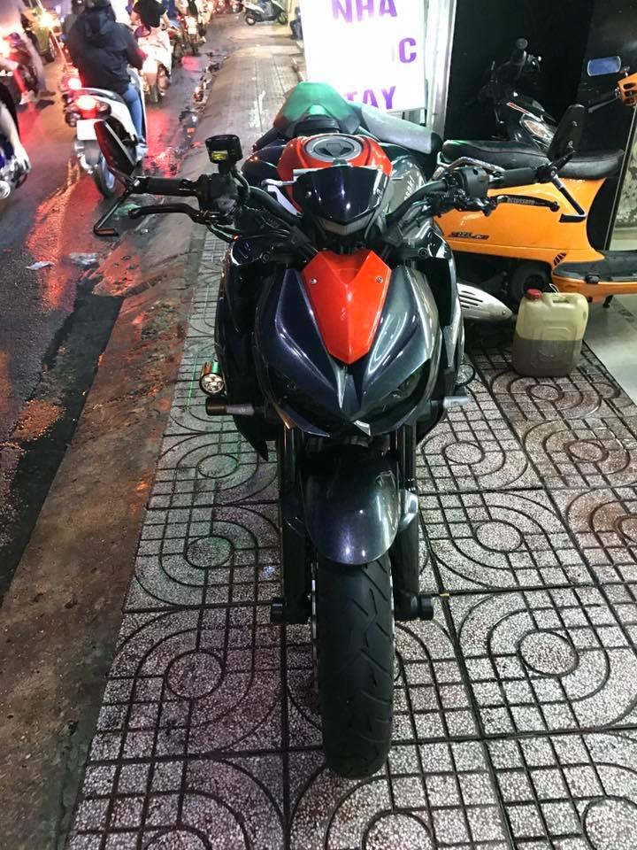 Z1000 2016 Abs pro xam cam dap thung 1 chu - 7