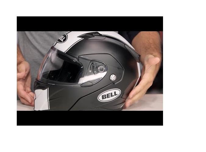 motorush299 Bell Revolver Evo Rally den dieu da