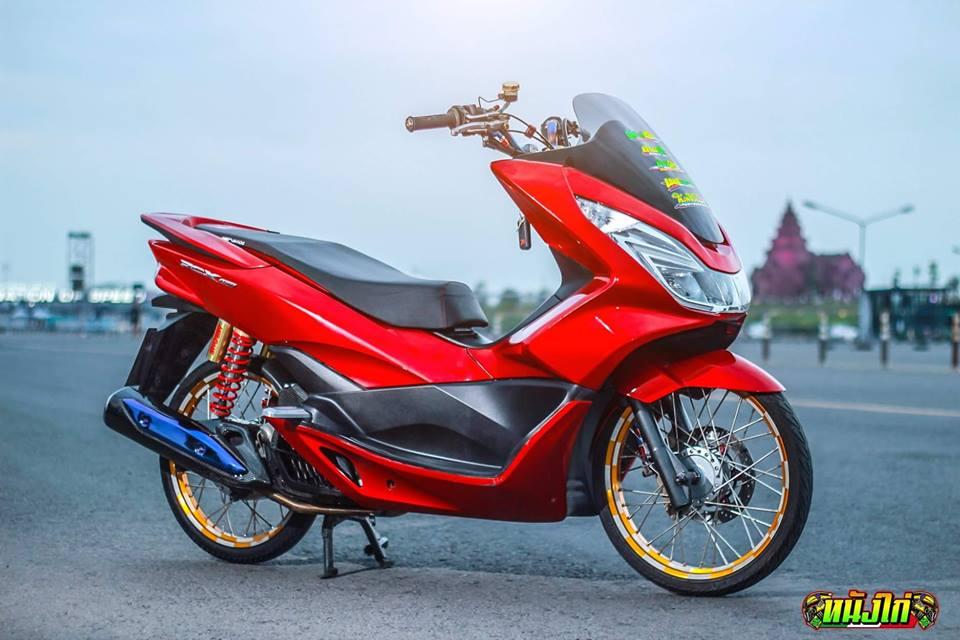 PCX 150 do an tuong voi dan chan cuc ben cua biker nuoc ban - 3