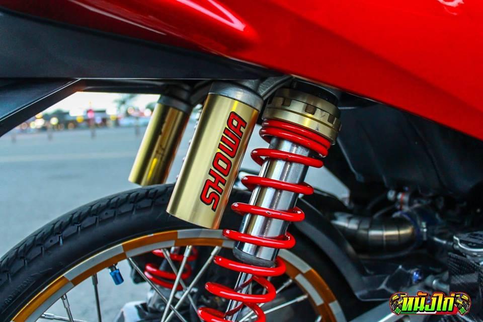 PCX 150 do an tuong voi dan chan cuc ben cua biker nuoc ban - 8