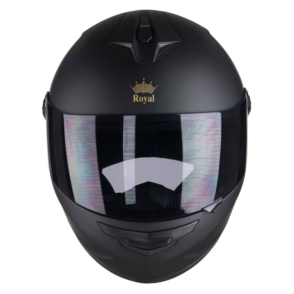 Royal Helmet Ha Noi Royal M07 den mo