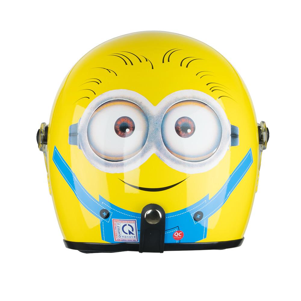 Royal Helmet Ha Noi Royal M20 Tem Milion vang dang yeu - 3