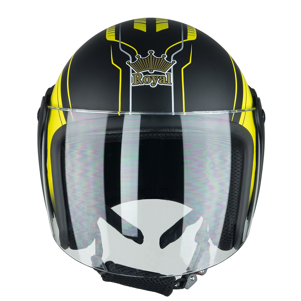 Royal Helmet Ha Noi Royal M20 tem vang - 2
