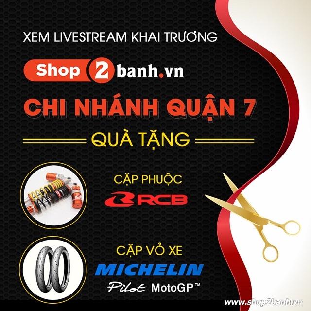 Shop2banh Tung bung khai truong chi nhanh Quan 7 - 5
