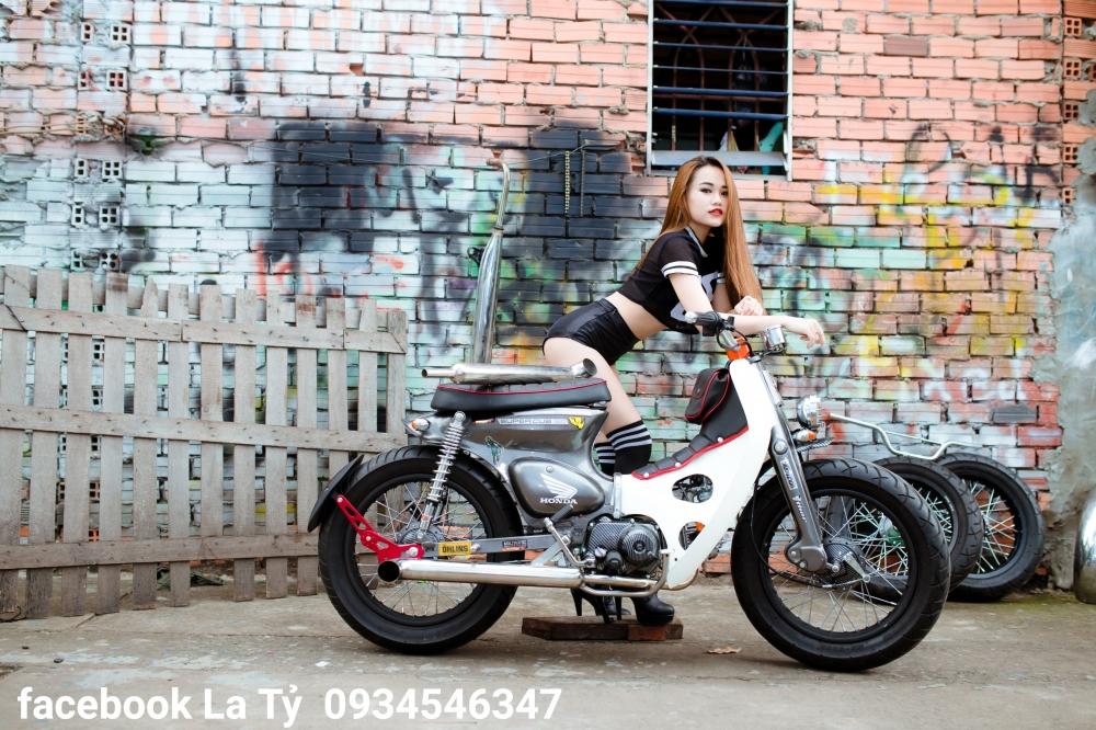 Sieu Nong bong My Ngoc Cung Xe Cub Do Tphcm - 27