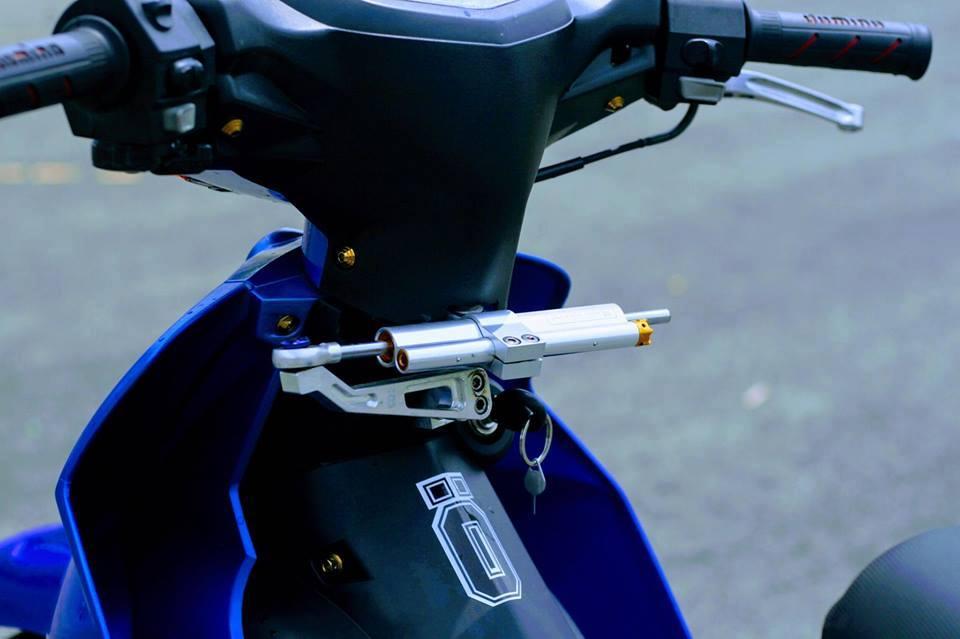 Sirius 110 do mang ve dep tinh te cua biker Bien Hoa - 5