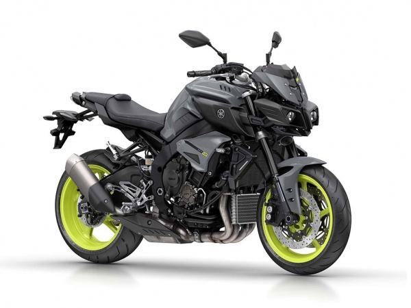 So sanh Honda CB1000R vs Yamaha MT10 - 4