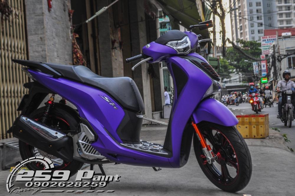 Son xe Sh Sporty 125 150i Viet Nam Phong Cach Italy tai TPHCM - 4