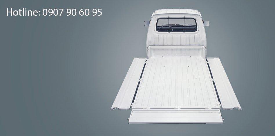 Suzuki Super Carry Truck Thung Lung - 3