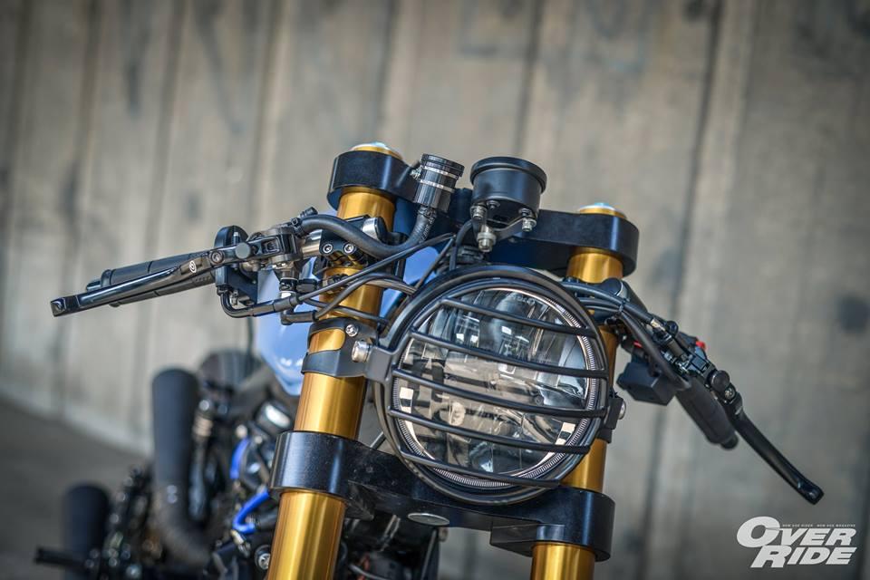 YAMAHA XV 750 ban do Make Over ham ho cua Biker Thai - 5