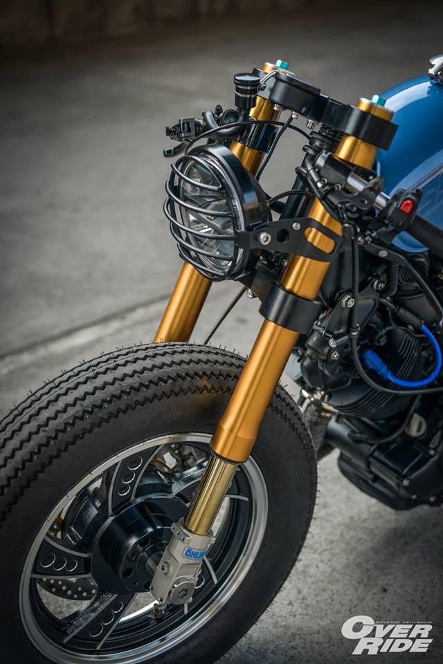 YAMAHA XV 750 ban do Make Over ham ho cua Biker Thai - 7