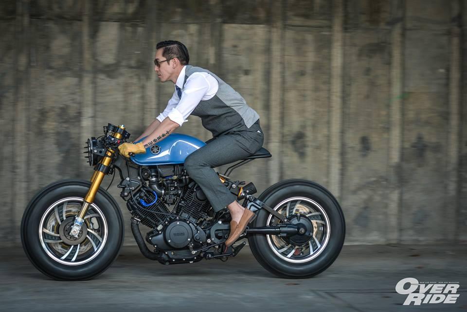 YAMAHA XV 750 ban do Make Over ham ho cua Biker Thai - 27