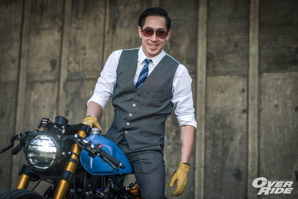 YAMAHA XV 750 ban do Make Over ham ho cua Biker Thai - 29