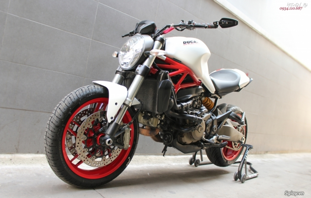 ___ Can Ban ___DUCATI Monster 821 ABS 2017___ - 2