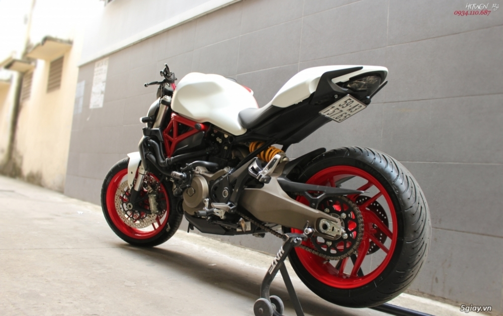 ___ Can Ban ___DUCATI Monster 821 ABS 2017___ - 4