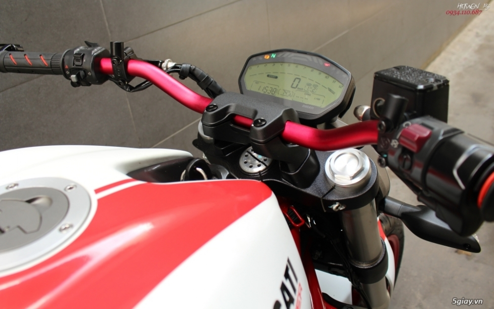 ___ Can Ban ___DUCATI Monster 821 ABS 2017___ - 6