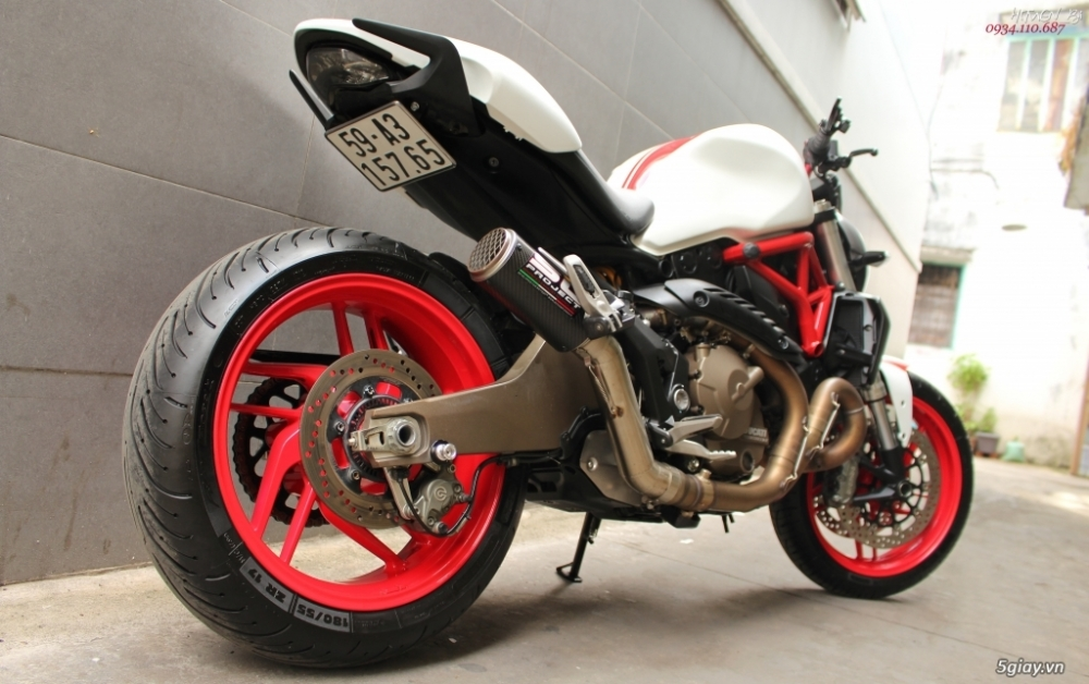 ___ Can Ban ___DUCATI Monster 821 ABS 2017___ - 8