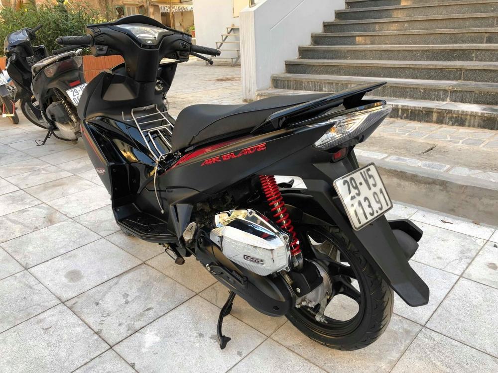 Air blade 125 Black den san 29V 11391 khoa bam cao cap 35 trieu cho nguoi can dung - 4