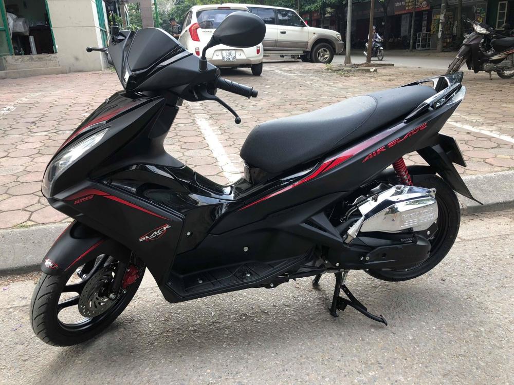 Air blade 125 Black den san 29Y7 12243 khoa bam cao cap 365 trieu cho nguoi can dung - 4