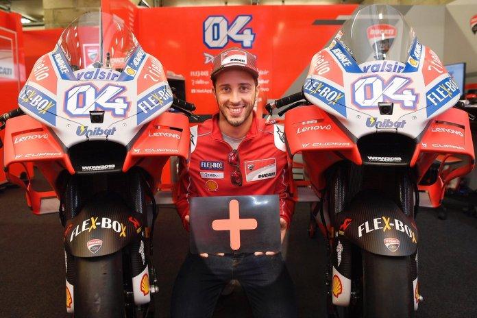 Andrea Dovizioso Tay dua duy nhat thuan hoa duoc Desmodovi gia han thanh cong den MotoGP 2020 - 4