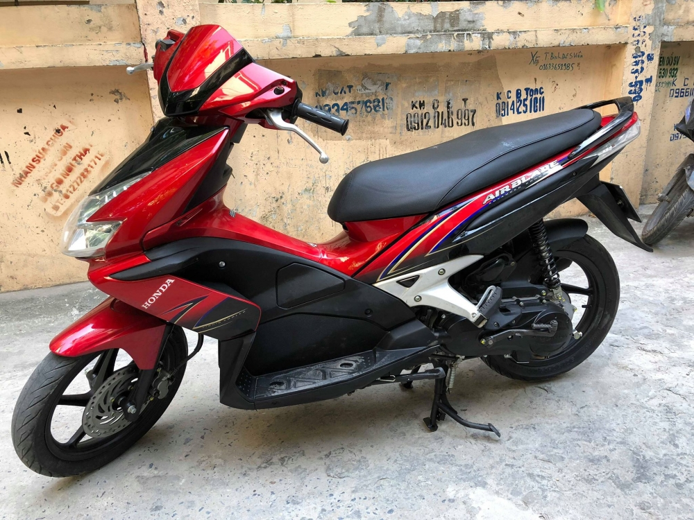 ban Airblade 2009btp 29V 5 so nguyen ban 17500 dki 2009 chat luong nguyen ban con moi coong - 4