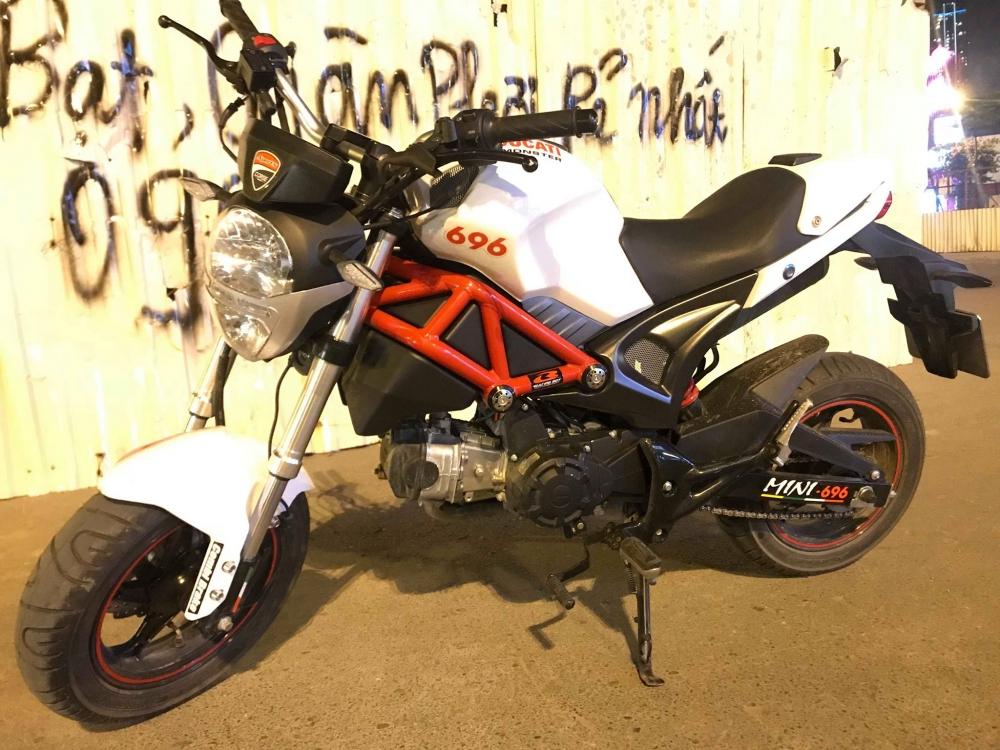 ban Ducati Monster 110 thailan 2018 29L 67943 moi 99 215tr gappp - 5