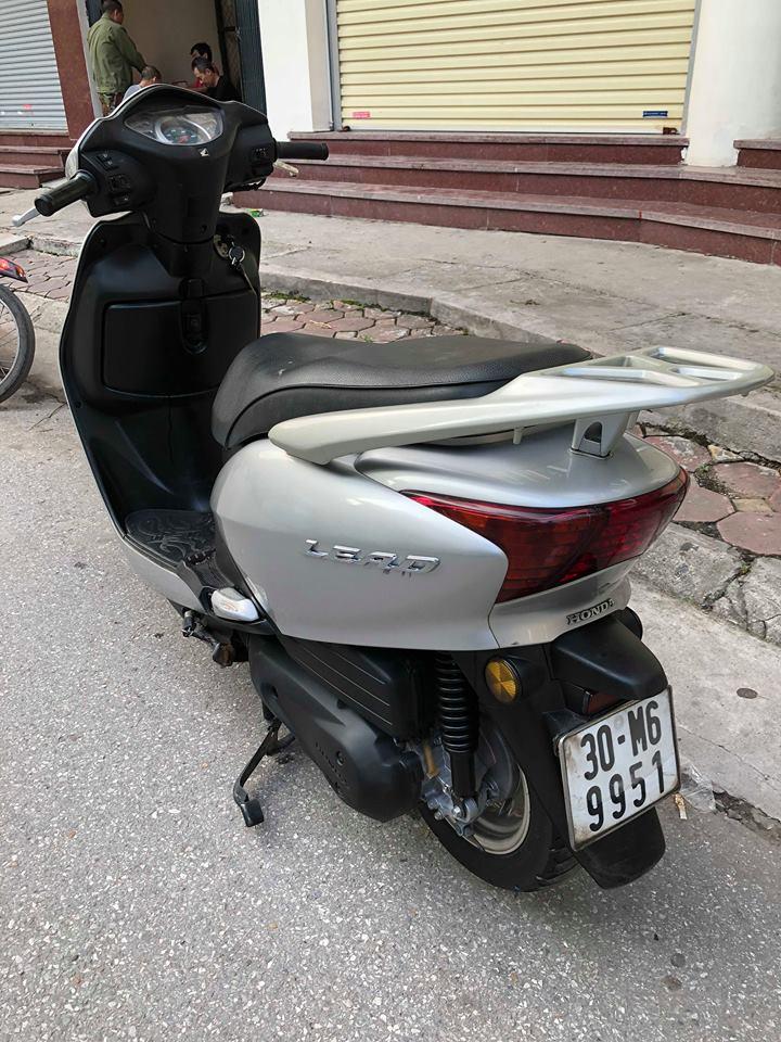 Ban Honda SCR 110 Fi 2011 btp 30M 9951 so mau Bac rat moi nguyen ban 195 trieu chinh chu tai gia di - 2