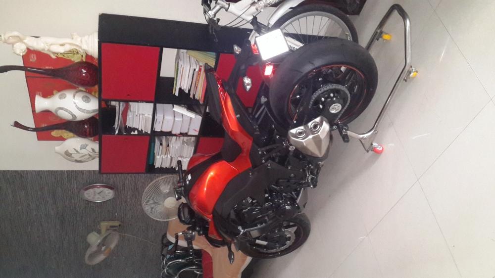 Ban xe Kawasaki z1000 2017 - 2
