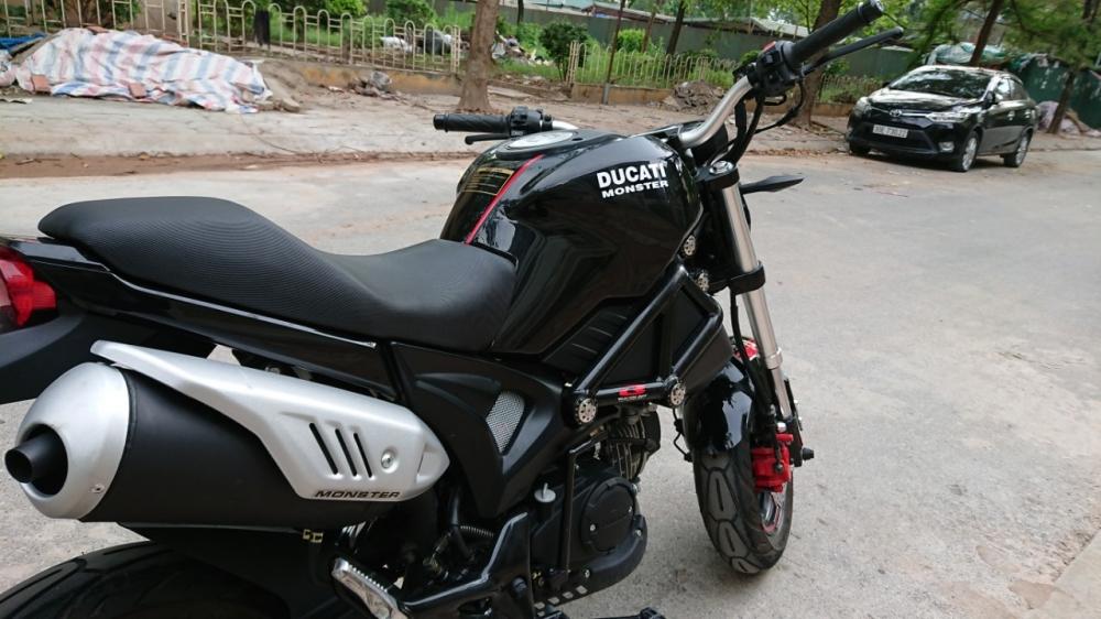 Ban YMH Ducati mini nhap Thai lan 2018 moi nguyen di dc 1000km chinh chu - 2
