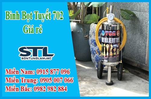 Binh phun bot tuyet gia bao nhieu - 2