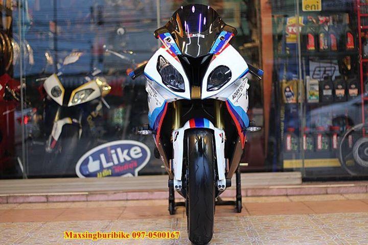 BMW S1000RR make up hoan thien voi option chi tiet - 3