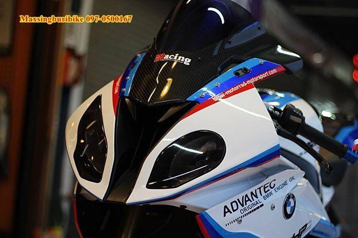 BMW S1000RR make up hoan thien voi option chi tiet - 5