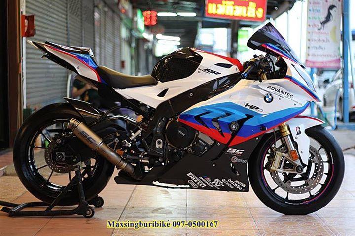 BMW S1000RR make up hoan thien voi option chi tiet - 17