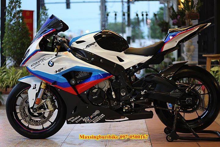 BMW S1000RR make up hoan thien voi option chi tiet - 19