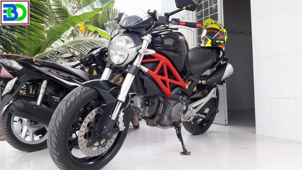 Can Ban Chiec Ducati Monster 795 doi 2014 - 2