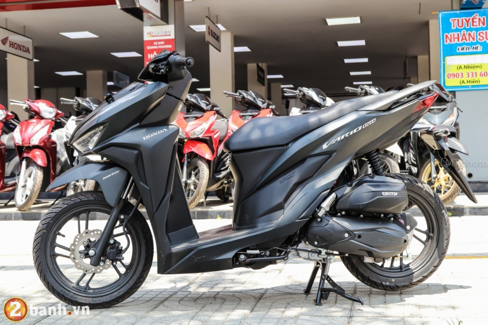 Can canh chi tiet Honda Vario 150 2018 gia duoi 70 trieu VND - 2