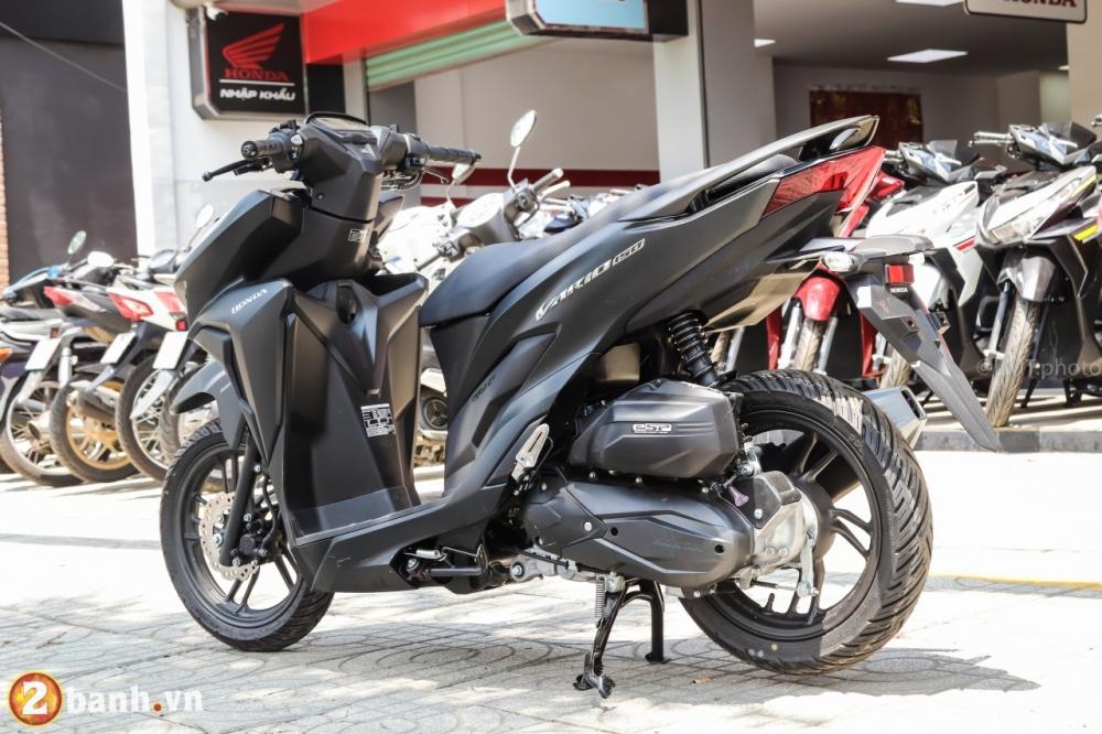 Can canh chi tiet Honda Vario 150 2018 gia duoi 70 trieu VND - 4