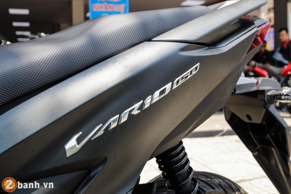 Can canh chi tiet Honda Vario 150 2018 gia duoi 70 trieu VND - 31